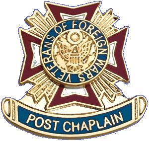 chaplain emblem